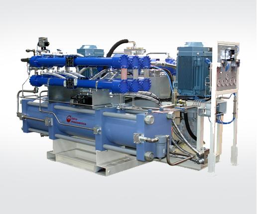 Hydrogen Compressors and Storage
