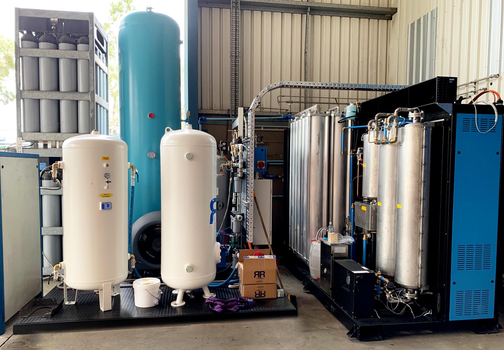 Brisbane H2 Generation plant
