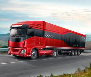 Zero Emissions Hydrogen Trucks