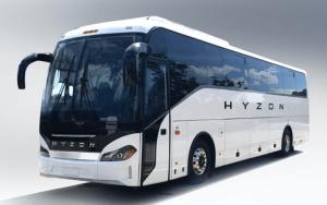 Hyzon Hydrogen Buses