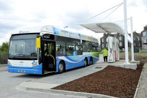 Hydrogen Bus refuelling