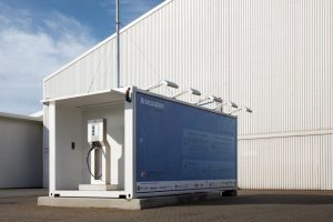 Hydrogen Refuelling Station