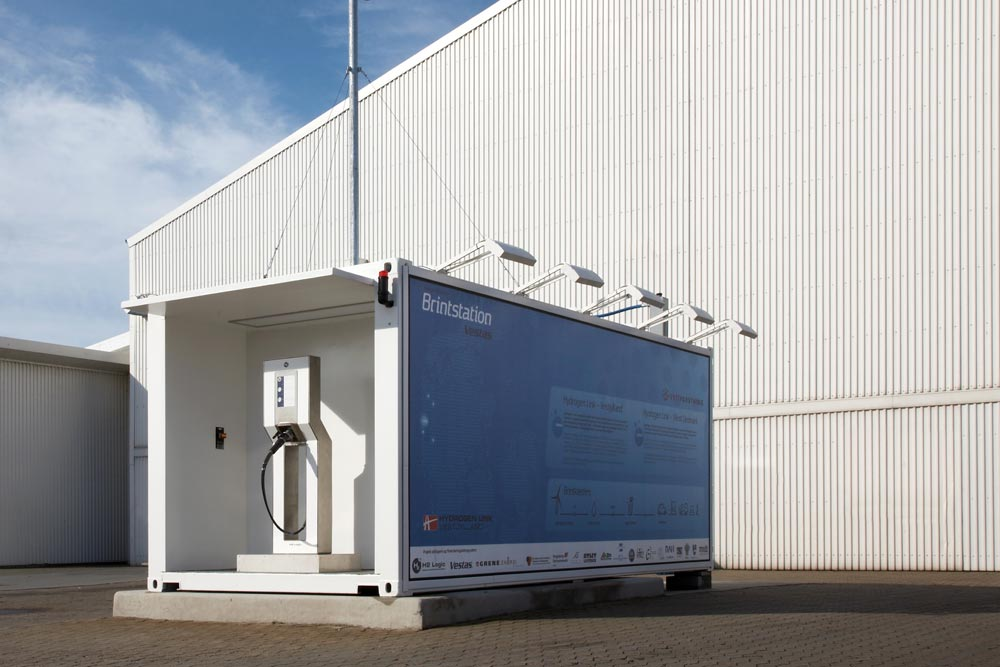 Hydrogen Refuelling Stations (HRS)