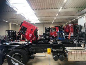 Hyzon Hydrogen Trucks