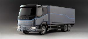 Hyzon Hydrogen Trucks HYMAX-500