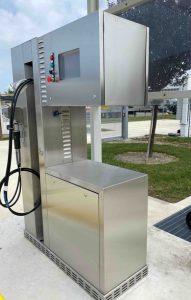 Hydrogen Refuelling dispenser