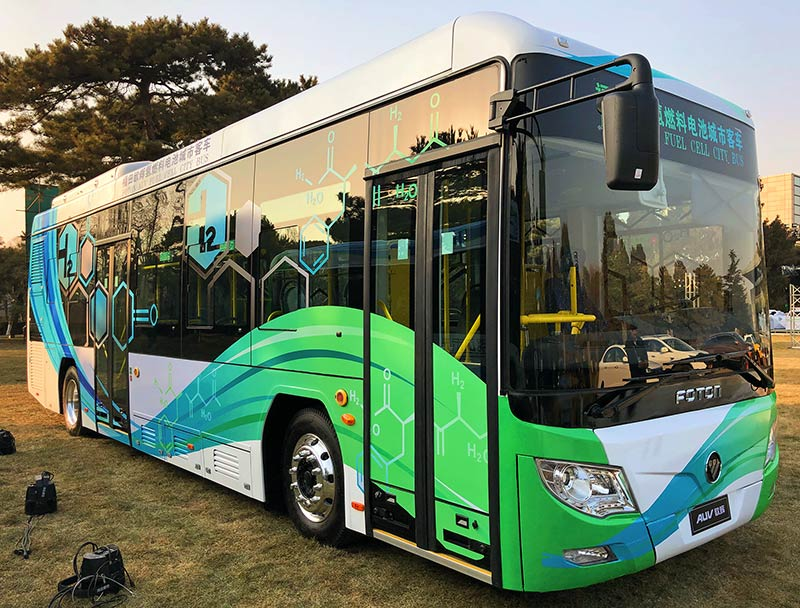 Hydrogen Buses for NSW